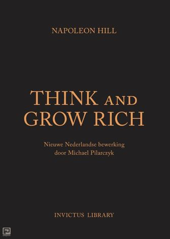 boek Think and Grow Rich
